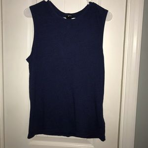 H&M Sleeveless Top size Small